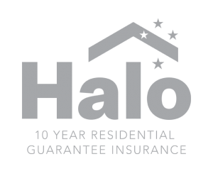 Halo 10 year residential guarantee insurance
